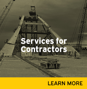 Services for Contractors link